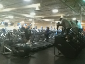Fitness Connection Cardio
