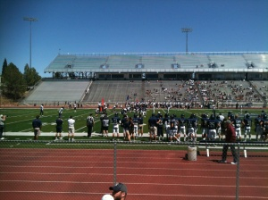 reno nevada wold pack football