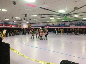 National Anthem Reno Nevada Derby Demons