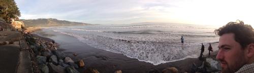 Bolinas Beach Pano