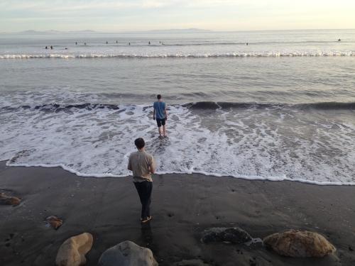 Johnny Bolinas Beach