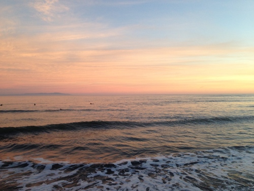 Bolinas Beach Sunset