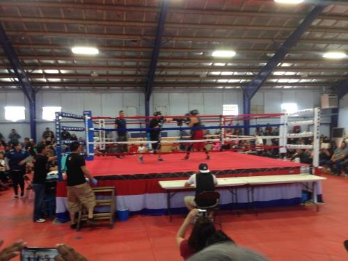 Nixon Boxing 2
