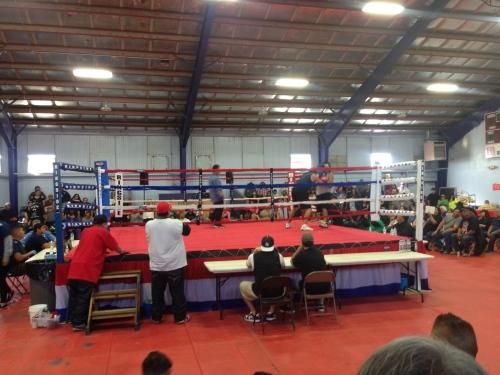 Nixon Boxing 1