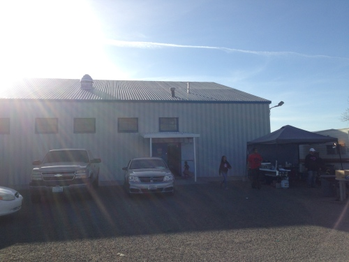 Nixon Nevada Gym