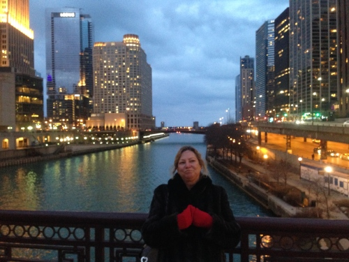 Chicago Mom Night