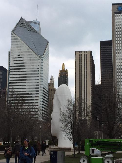Chicago Head Profile