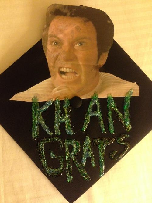 Kirk Graduation Cap