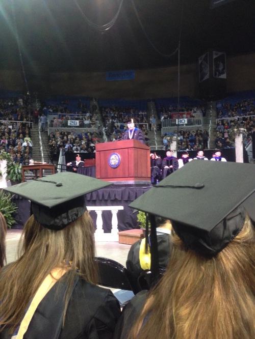 University of Nevada Reno Graduation Speech