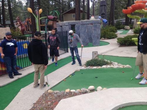 South Lake Tahoe Magic Carpet Golf