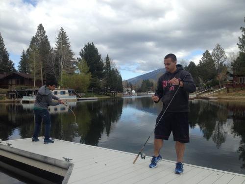 South Lake Tahoe Fishing