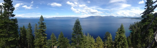 Lake Tahoe Scenic