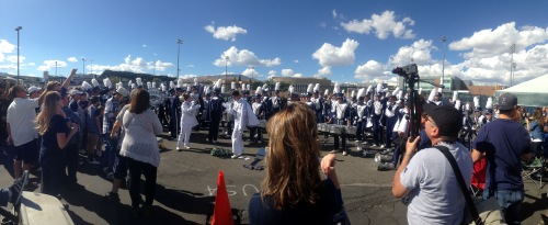 University of Nevada Marching Band
