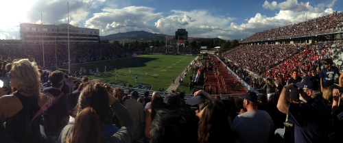 University of Nevada Wolfpack Football