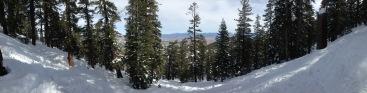 Heavenly at Lake Tahoe Panoramic
