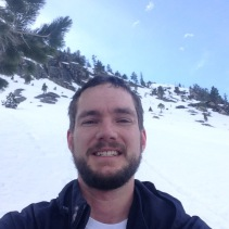 Selfie on top of Flagpole Peak