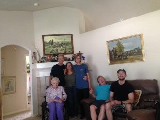 Boucher Family Boise Idaho