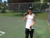 Tennis at Greenlake